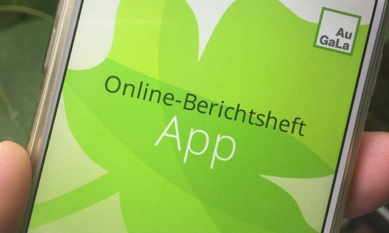 Online - Berichtsheft App